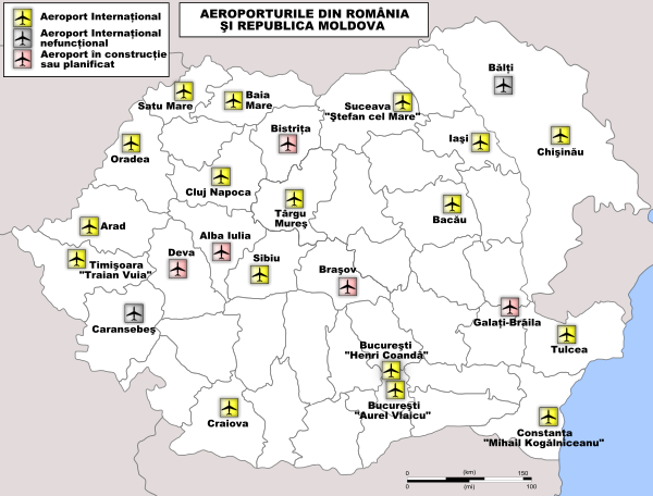 Romania Airports