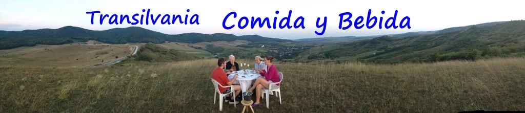 Transilvania Comida y Bebida