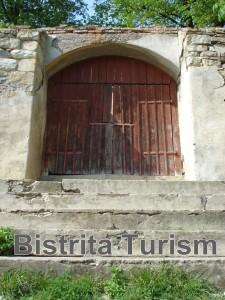 Count Dracula Gate Castle