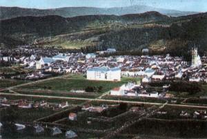 Bistrița – Bistritz – Beszterce