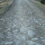 The Roman Road from Borgo Pass