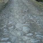 The Roman Road from Borgo Pass