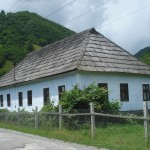 Old Romanian House from Transylvania