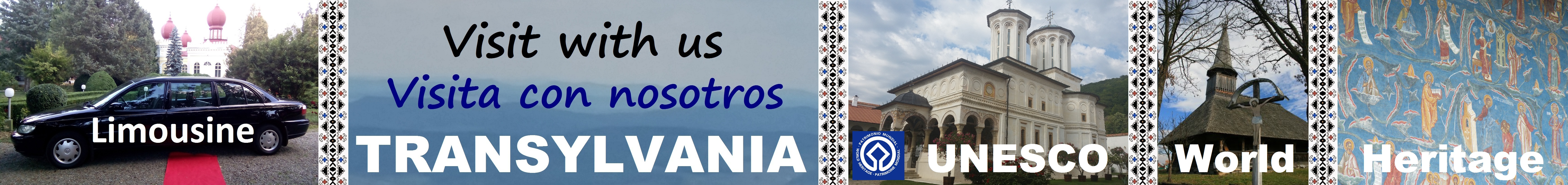 Travel Transylvania