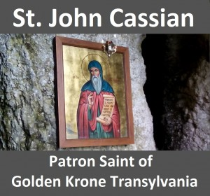 St. John Cassian from Romania