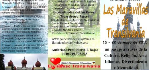 Circuito Turistico por Transilvania