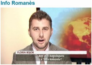 Florin Bojor Barcelona TV