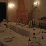 Dracula dinner Castle Arcalia
