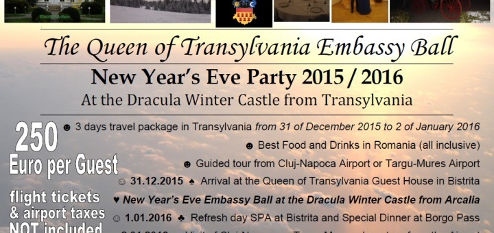 New Year's Eve Party 2015 / 2016