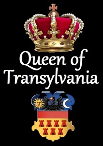 Queen of Transylvania coat of arms