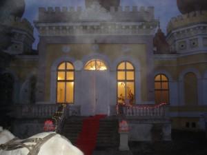Real Dracula Winter Castle Arcalia