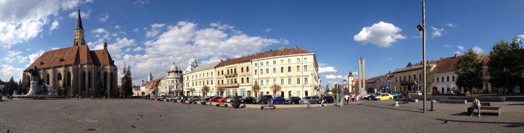 Cluj-Napoca Transylvania