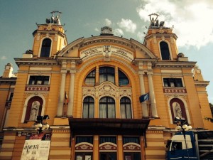 National Theater Cluj-Napoca