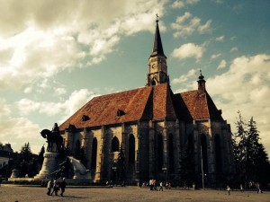 Saint Michael Cathedral Cluj-Napoca