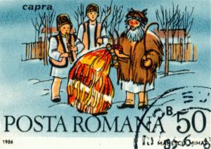 goat dance transylvania