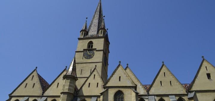 Sibiu Church