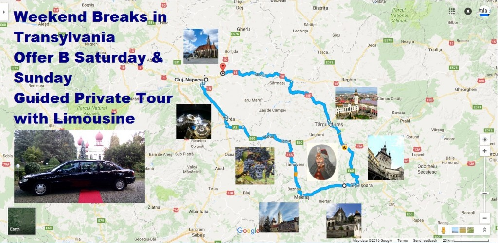 Guided Private Tour in Transylvania