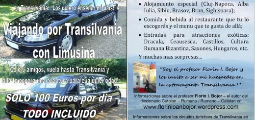 Viaje por Transilvania con Limusina