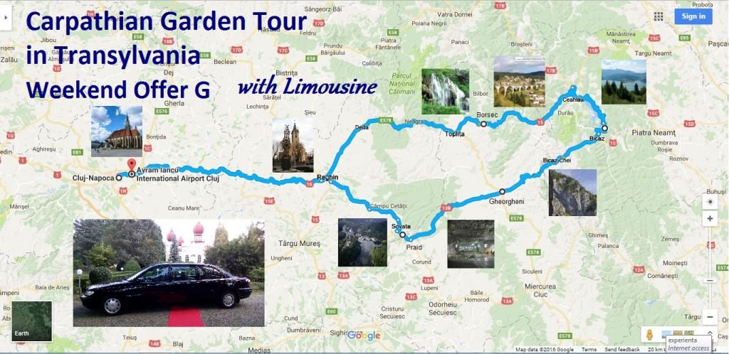 Carpathian Garden Tour G