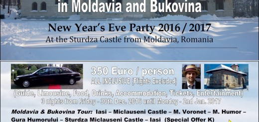 New Year's Eve Party 2016-2017