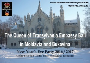 New Year's Eve Party 2017 Transylvania