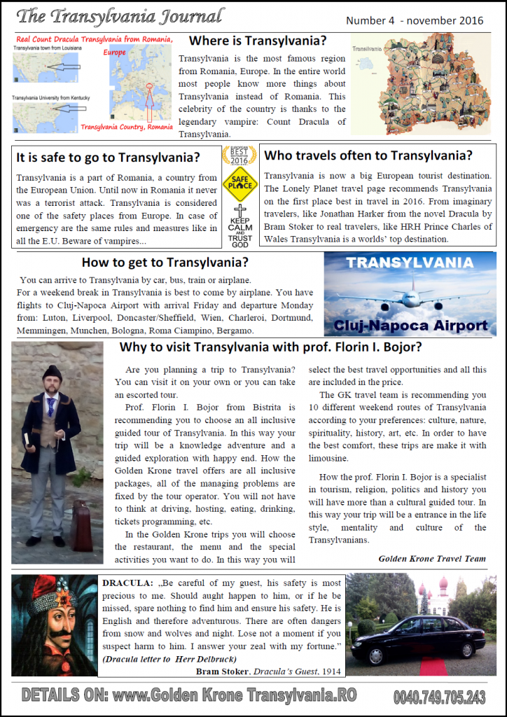Transylvania Journal 2