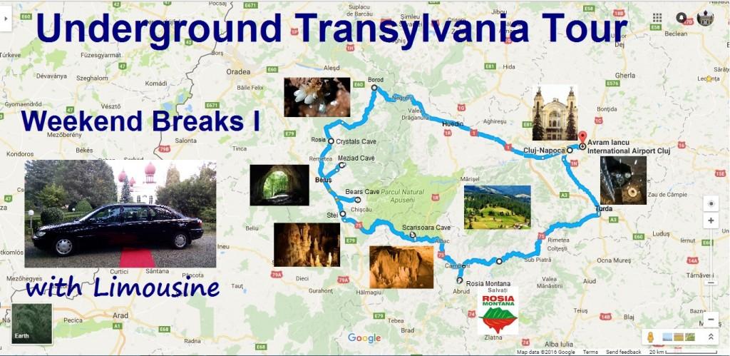 Underground Transylvania Tour