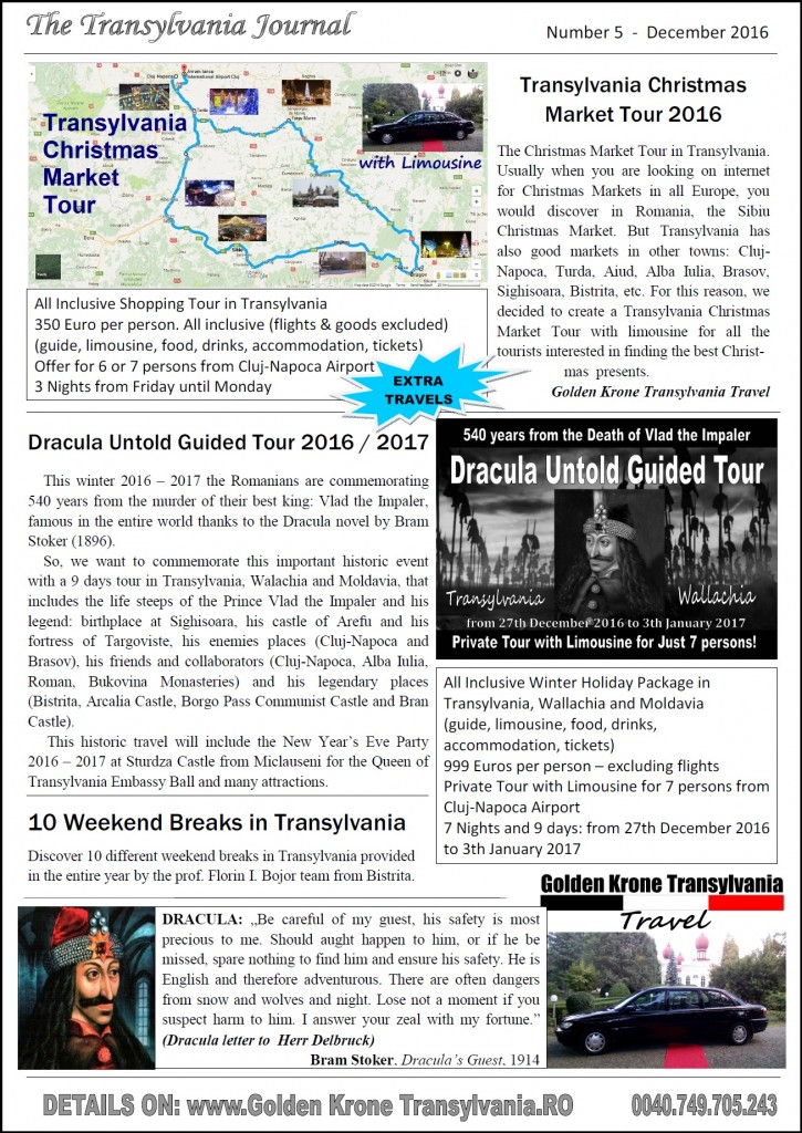 Transylvania Journal 5 Dec. 2016