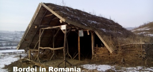 Bordei in Romania