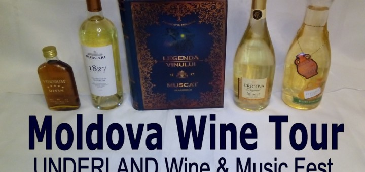 Moldova Underland Cricova Wine Tour