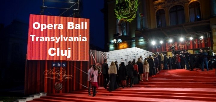Opera Ball Transylvania - Cluj-Napoca
