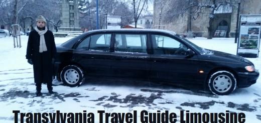 Travel Guide Transylvania Limousine