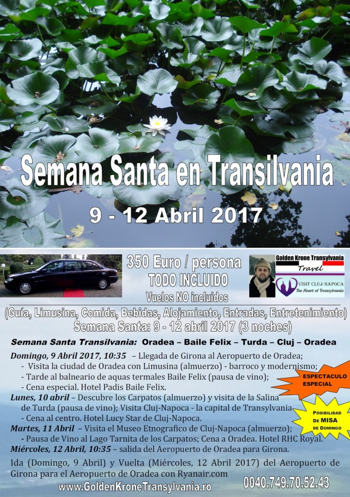 Semana Santa Transilvania