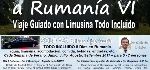Peregrinacion a Rumania