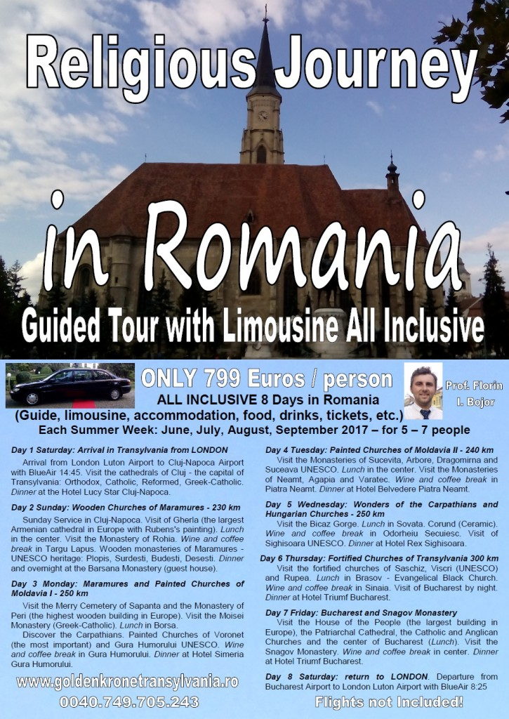 Religious Journey in Romania