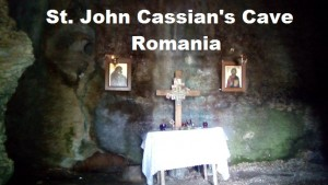 Saint John Cassian's Cave from Romania