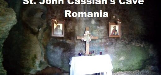 Saint John Cassian's Cave from Romania