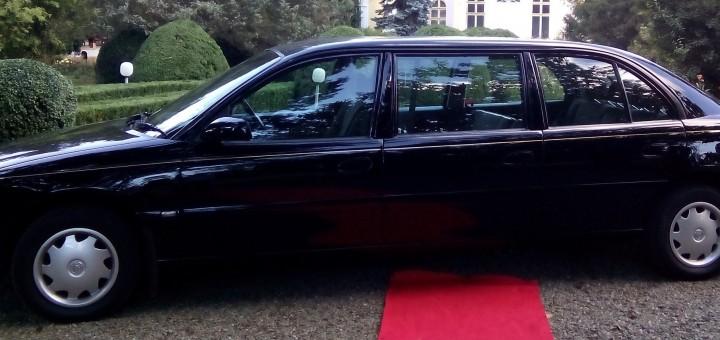 Limousine Transylvania