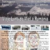 Viaje de novios a Rumania