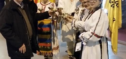 Visita del Mossèn Gaspar Mora i Fra Agustí Boadas a Romania